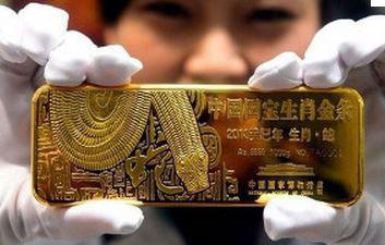 La Chine ouvre son marché de l'or aux étrangers